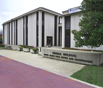 Fayetteville Federal Courthouse