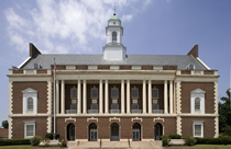 New Bern Federal Courthouse